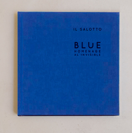 Catalogue:Blue. Homage to the invisible