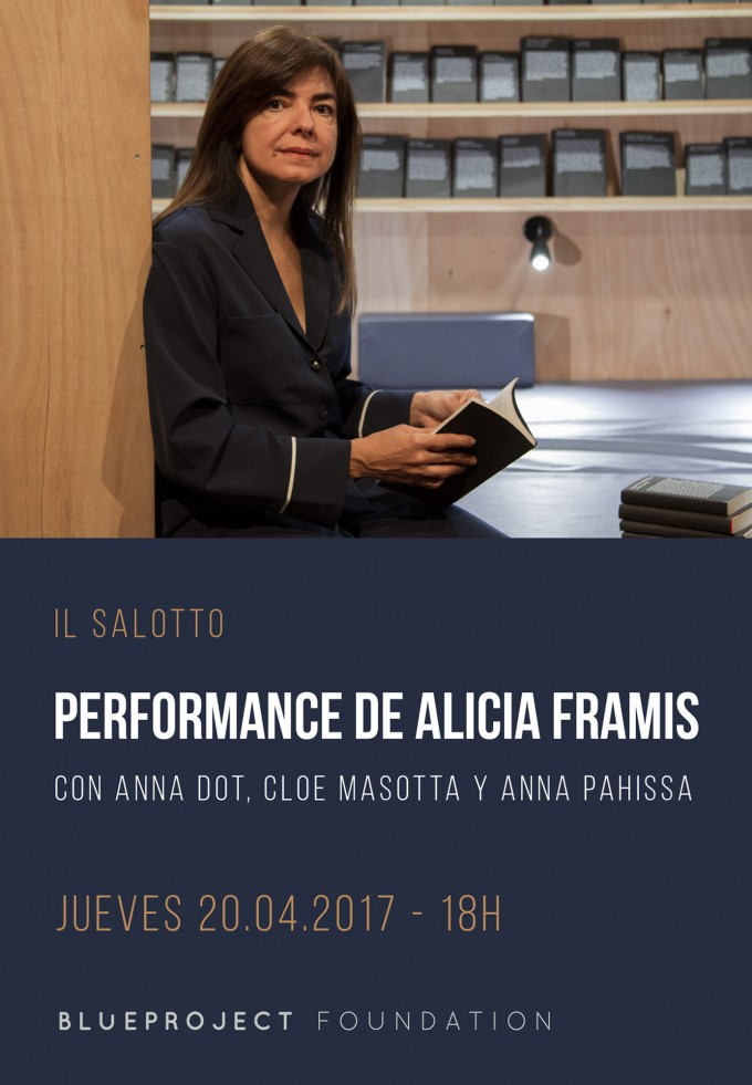 Performance de Alicia Framis